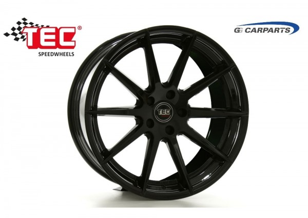 "TEC GT7 Black 19"" für Ford Focus ST DA3 DB3 DYB Eco Boost RS 2.5"